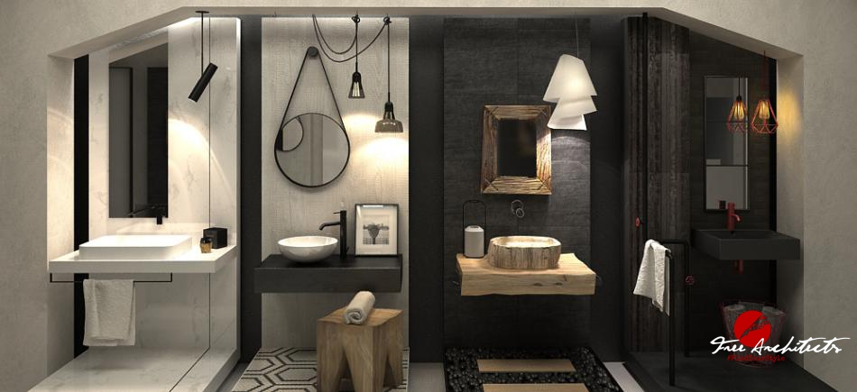 Bathroom interior design Keraservis Prgue 2015
